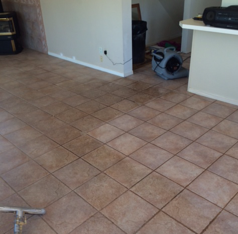 Healthy Home Habit BEST Way To Clean Tile Floors - What is the best solution to clean tile floors