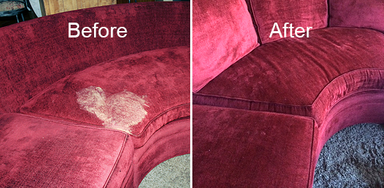 How to Clean Up Vomit on Upholstry