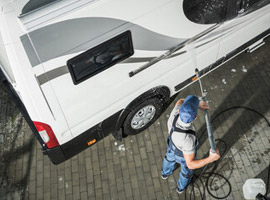 Vehicle and RV Cleaning