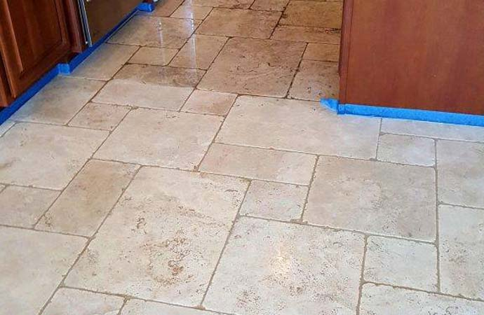 Grout Is Made From Porous Materials